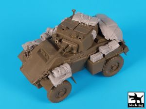 T48065 British 7ton Armored Car Mk.IV accessories set